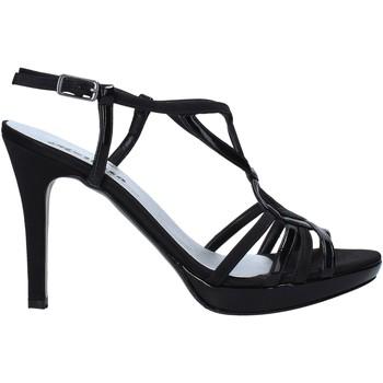 Schoenen Dames Sandalen / Open schoenen Melluso HJ428 Zwart