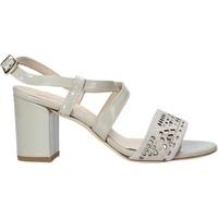 Schoenen Dames Sandalen / Open schoenen Melluso HS505 Beige