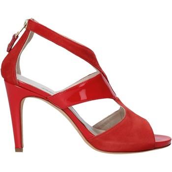 Schoenen Dames Sandalen / Open schoenen Melluso HS852 Rood