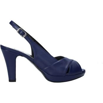 Schoenen Dames Sandalen / Open schoenen Melluso HJ452 Paars
