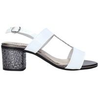 Schoenen Dames Sandalen / Open schoenen Melluso H037095 Wit