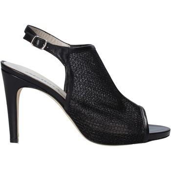 Schoenen Dames Sandalen / Open schoenen Melluso HS841 Zwart