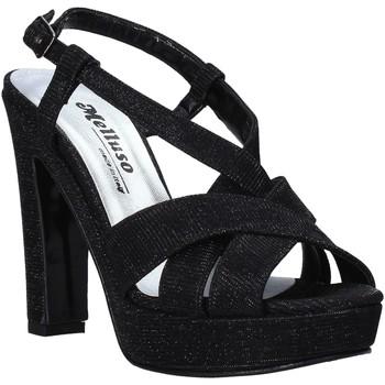 Schoenen Dames Sandalen / Open schoenen Melluso HJ440 Zwart