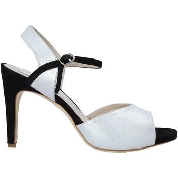 Schoenen Dames Sandalen / Open schoenen Melluso HS853 Zwart