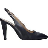 Schoenen Dames pumps Melluso HD077 Blauw