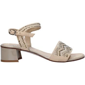 Schoenen Dames Sandalen / Open schoenen Melluso 03132X Beige