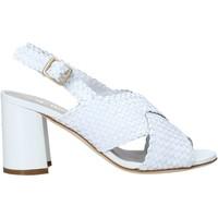 Schoenen Dames Sandalen / Open schoenen Melluso HS536 Wit