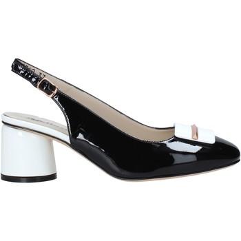 Schoenen Dames Sandalen / Open schoenen Melluso HM110 Zwart