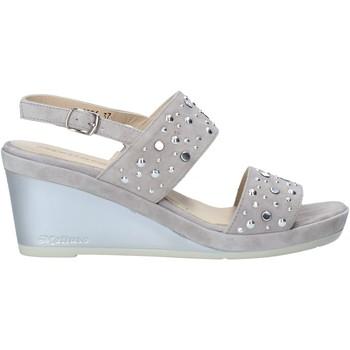 Schoenen Dames Sandalen / Open schoenen Melluso HR70531 Grijs