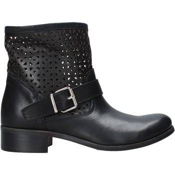 Schoenen Dames Laarzen Melluso H01400 Zwart
