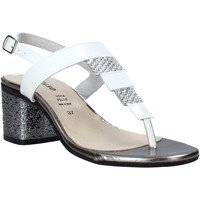 Schoenen Dames Sandalen / Open schoenen Melluso H037097 Wit
