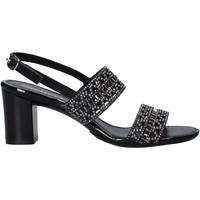 Schoenen Dames Sandalen / Open schoenen Melluso 03131X Zwart