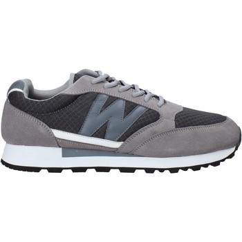 Schoenen Heren Sneakers Melluso U93200X Grijs