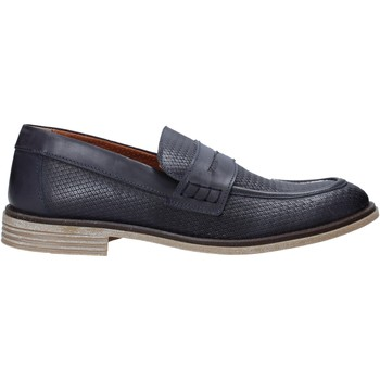 Schoenen Heren Mocassins Melluso XU31063 Blauw