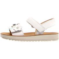 Schoenen Kinderen Sandalen / Open schoenen Naturino 502733 01 Wit
