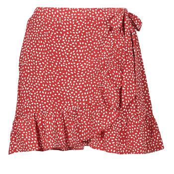 Textiel Dames Rokken Betty London OLINDA Rood / Wit