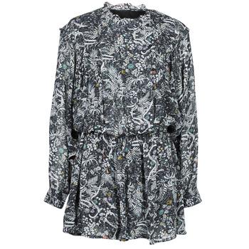 Textiel Dames Jumpsuites / Tuinbroeken Ikks PETRI Grijs