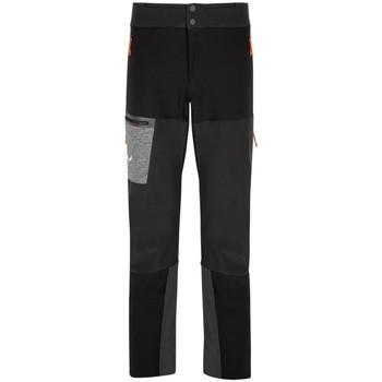 Textiel Heren Broeken / Pantalons Salewa Comici Noir