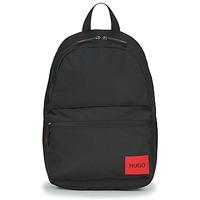 Tassen Heren Rugzakken HUGO Ethon_Backpack Zwart