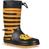 Schoenen Kinderen Laarzen Dare 2b  Geel/zwarte streep