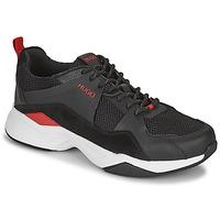 Schoenen Heren Lage sneakers HUGO BLOCK RUNN Zwart