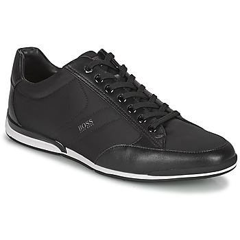 Schoenen Heren Lage sneakers BOSS SATURN LOWP NYS Zwart