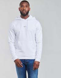Textiel Heren Sweaters / Sweatshirts BOSS WELOVE Wit