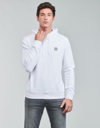 Textiel Heren Sweaters / Sweatshirts BOSS WETALK Wit