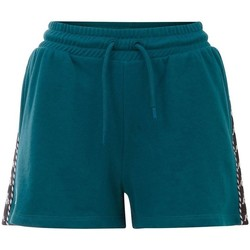 Textiel Dames Korte broeken / Bermuda's Kappa Irisha Vert