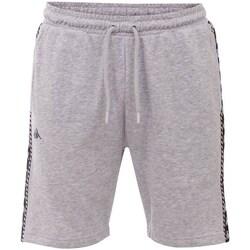 Textiel Heren Korte broeken / Bermuda's Kappa Italo Gris