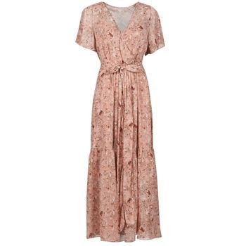 Textiel Dames Lange jurken Betty London OTSANA Roze