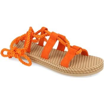 Schoenen Dames Sandalen / Open schoenen Milaya 2R50 Naranja