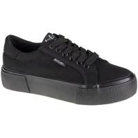 Schoenen Dames Lage sneakers Lee Cooper LCW21310105L Noir