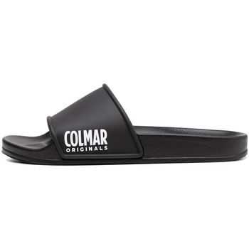 Schoenen Heren Slippers Colmar Slipper Plain Noir