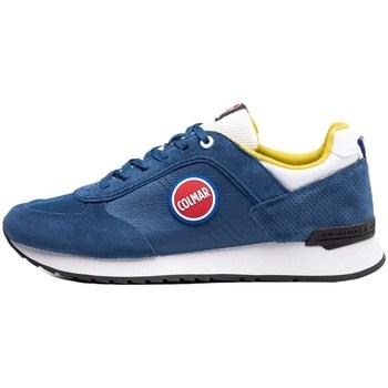 Schoenen Heren Lage sneakers Colmar Travis Bold Blanc, Bleu