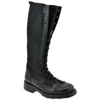 Schoenen Dames Enkellaarzen OXS  Zwart
