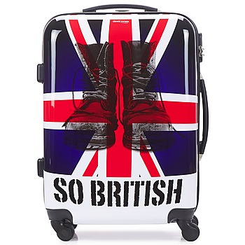 Tassen Valise Rigide David Jones UNION JACK 53L Multikleuren