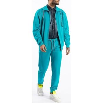 Textiel Heren Sweaters / Sweatshirts Takeshy Kurosawa  Blauw