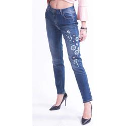 Textiel Dames Skinny jeans Donatella De Paoli 18D1141 Incolore