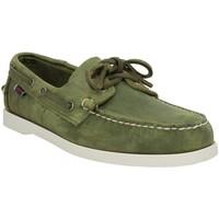 Schoenen Heren Bootschoenen Sebago 137022 Groen