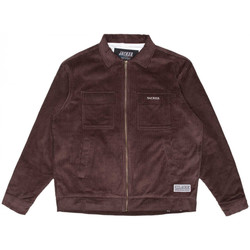 Textiel Heren Wind jackets Jacker Forbidden romance jacket Brown