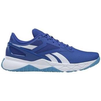 Schoenen Heren Fitness Reebok Sport Nanoflex TR Blanc, Bleu