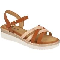 Schoenen Dames Sandalen / Open schoenen Tephani TF2202 Camel
