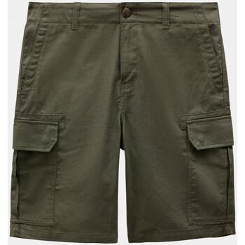 Textiel Heren Korte broeken / Bermuda's Dickies Millerville short Groen