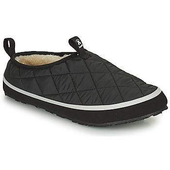 Schoenen Heren Sloffen KAMIK PUFFY Zwart