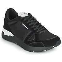 Schoenen Heren Lage sneakers Emporio Armani BALISTA Zwart