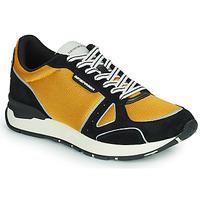 Schoenen Heren Lage sneakers Emporio Armani TREMMA Zwart / Geel