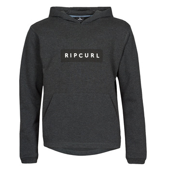 Textiel Heren Sweaters / Sweatshirts Rip Curl VAPORCOOL HOOD Zwart / Chiné