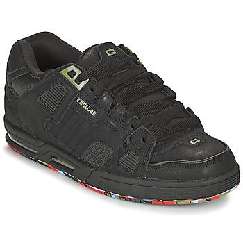 Schoenen Heren Skateschoenen Globe SABRE Zwart / Blauw