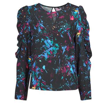 Textiel Dames Tops / Blousjes Desigual AUSTRALIA Multicolour